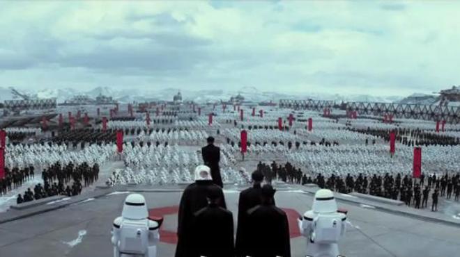 Un nouveau Teaser pour Star Wars : Le réveil de la Force !