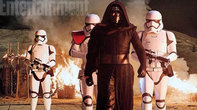 Des nouvelles photos pour Star Wars : Le Réveil de la Force !