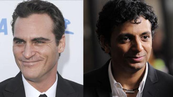 Joaquin Phoenix et M. Night Shyamalan réunis pour un troisième film !