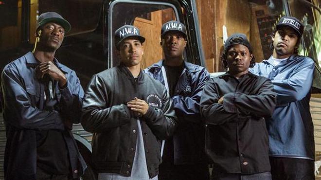 Box-Office US : N.W.A Straight Outta Compton prend la tête