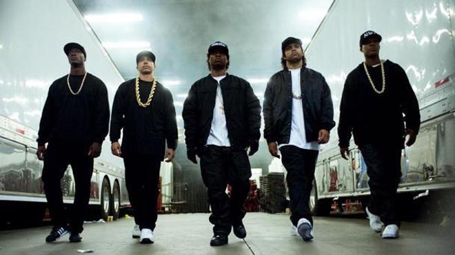 Box-Office US : N.W.A Straight Outta Compton toujours en tête !