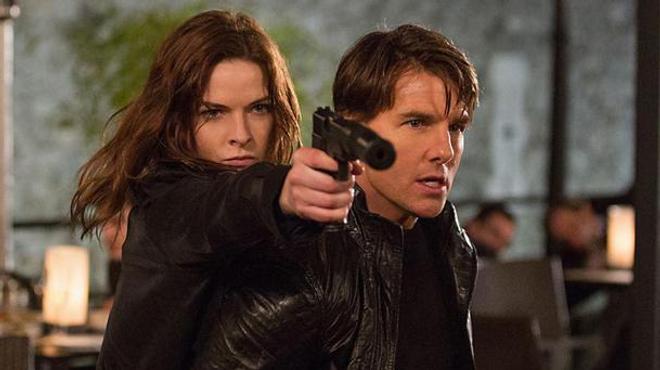 Box-Office France : Tom Cruise en tête !