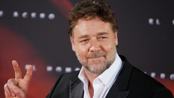 Russell Crowe redevient Capitaine de navire !