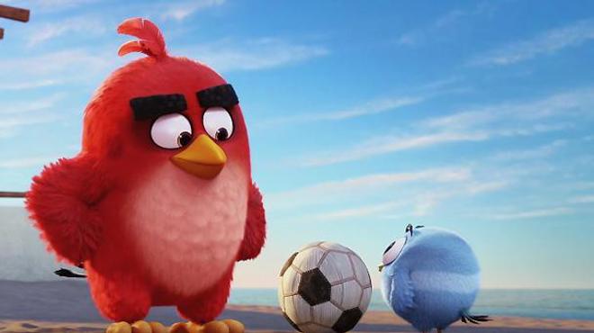 Angry Birds le film : découvrez la bande-annonce !