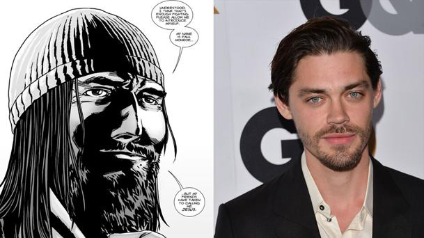 Jesus rejoint The Walking Dead !