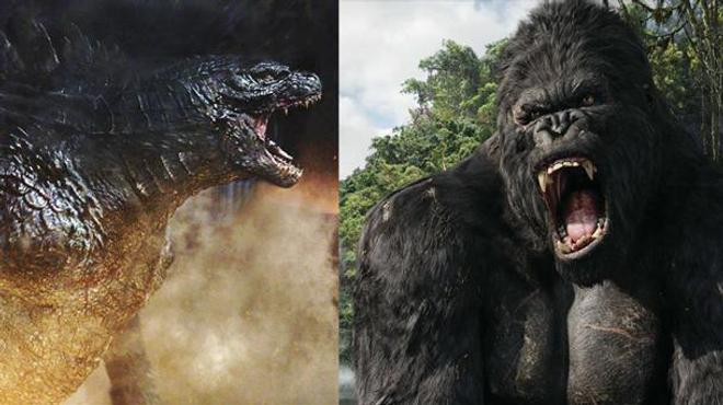 Godzilla VS King Kong : L'affrontement aura lieu en 2020 !