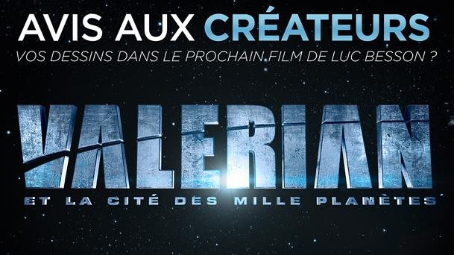 Concours : créez un costume pour le prochain film de Luc Besson !