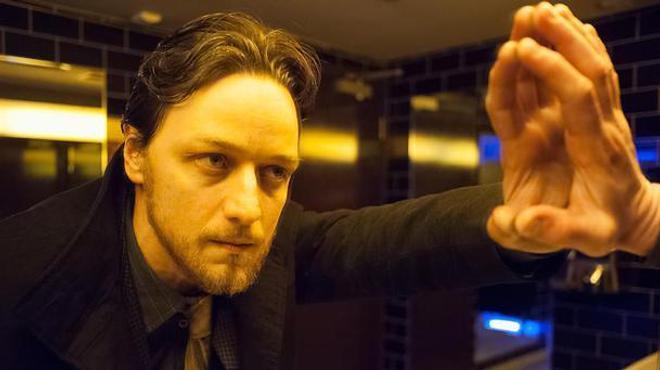 James McAvoy sera dans le nouveau M.Night Shyamalan !