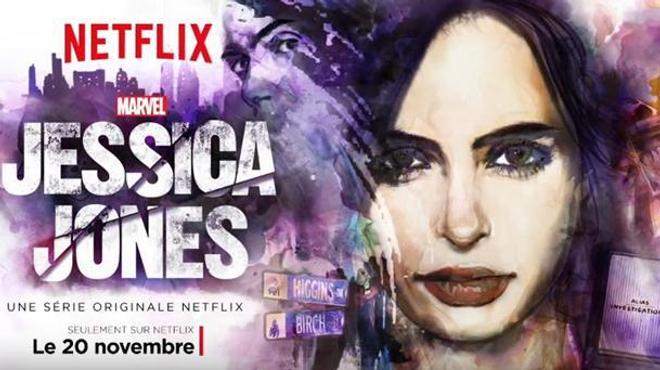 Jessica Jones : Netflix dévoile la bande-annonce puissante