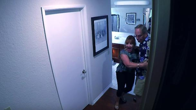 Paranormal Activity 5 : la caméra cachée terrifiante (vidéo)
