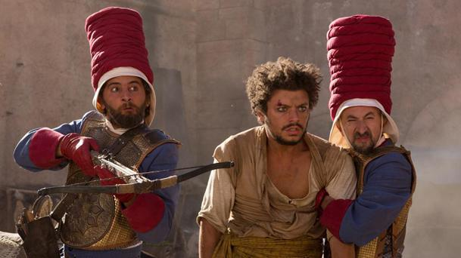 Box-Office France : Aladin meilleur démarrage français de l'année
