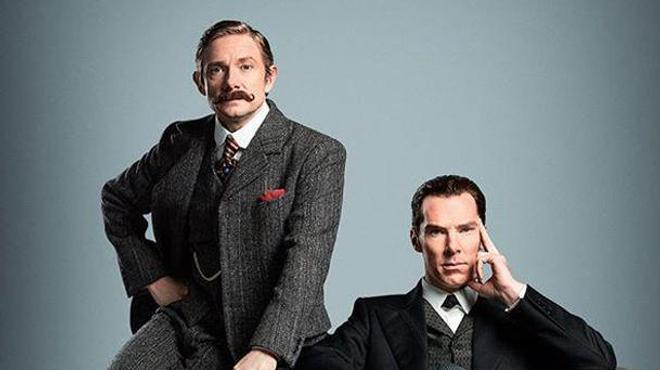 Sherlock : l'épisode spécial Noël a enfin son trailer !