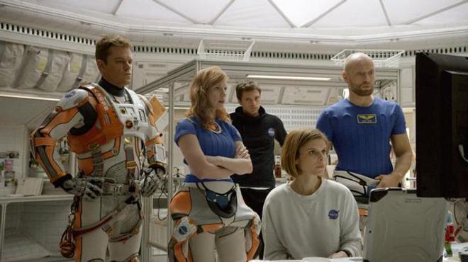 Démarrage : Seul sur Mars décolle à Paris !