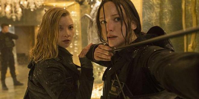 Hunger Games 4 : L'équipe du film à Paris !