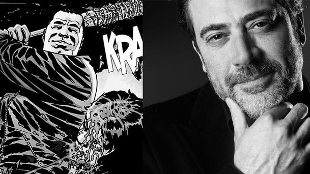 The Walking Dead : AMC confirme l'arrivée de Negan !
