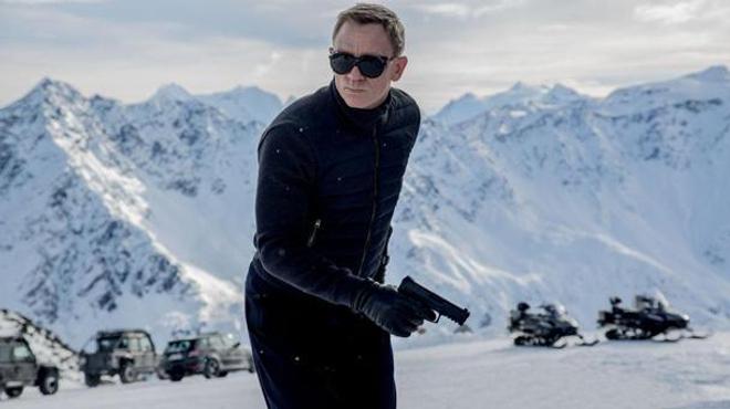 Box-Office France : Spectre explose les records !
