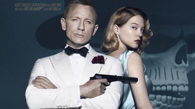 Box-Office US : James Bond et Snoopy ont la côte