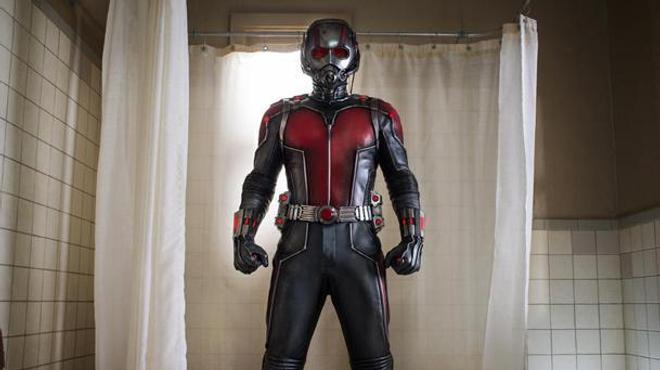 Ant-Man : Découvrez un extrait du bêtisier !