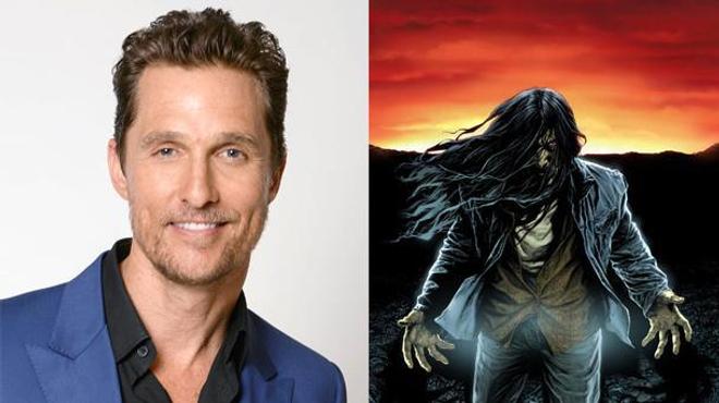 La Tour Sombre : Matthew McConaughey au casting ?