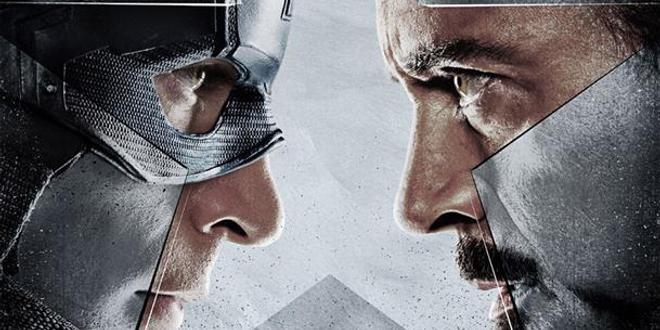 Première bande-annonce épique pour Captain America : Civil War !