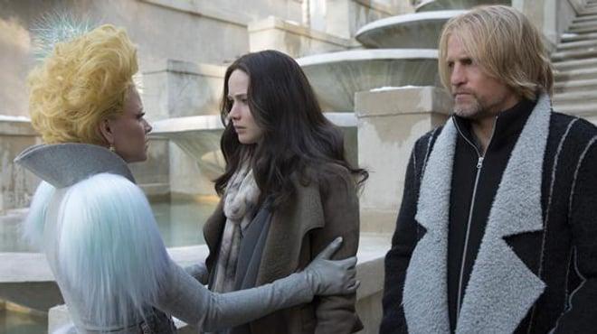 Box-office US : Hunger Games toujours devant