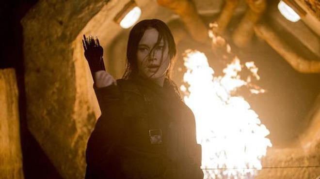 Box-Office US : Hunger Games toujours leader