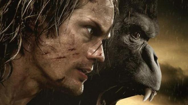 Tarzan : une première bande annonce impressionnante !