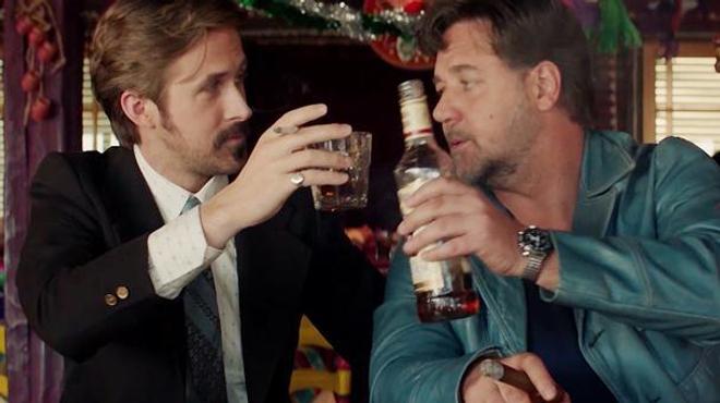 The Nice Guys : Ryan Gosling et Russell Crowe dans les bas-fonds de L.A !