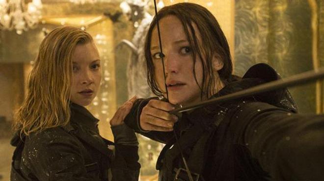 Box-Office US : Hunger Games ne lâche rien