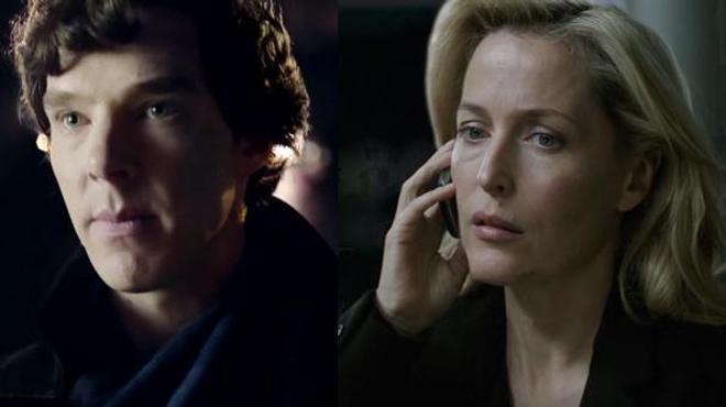 BBC : Sherlock, Luther et The Fall réunis dans un crossover !