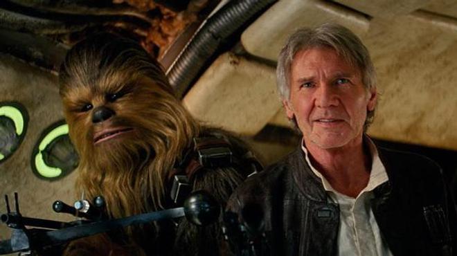 Box-Office France : Star Wars toujours en tête