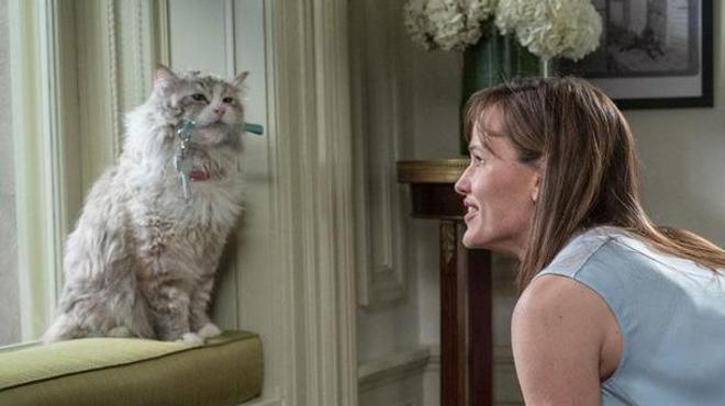 Nine Lives : Kevin Spacey est un chat dans le premier teaser !