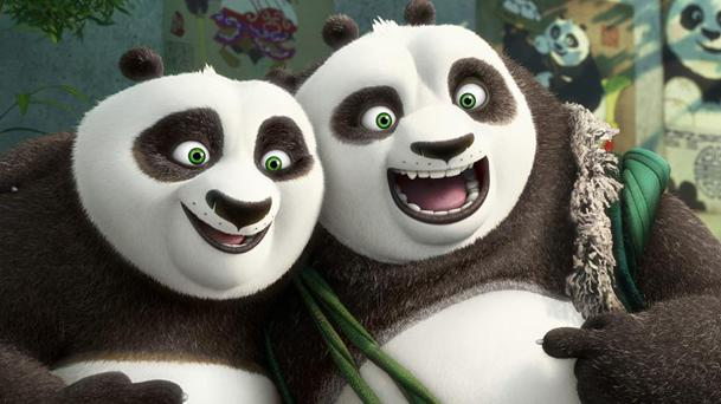 Box-Office US : Kung Fu Panda revient en grande forme !