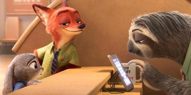 Box-Office France : Le succès de Zootopie !
