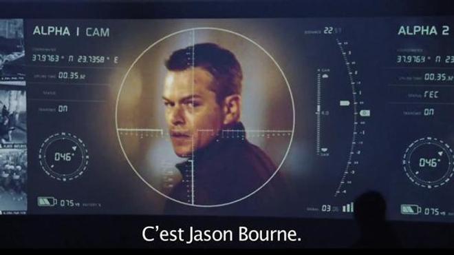 Jason Bourne : les premières images explosives !