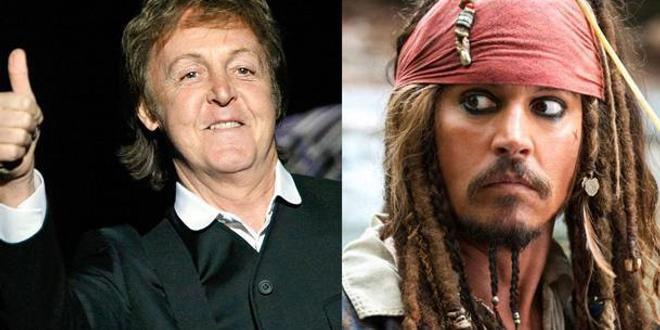 Pirates des Caraïbes 5 : Paul McCartney au casting !
