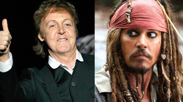 Pirates des Caraïbes 5 : Paul McCartney au casting !