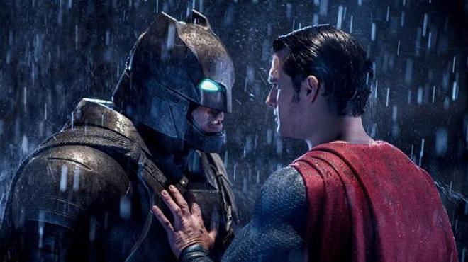 Box-Office France : Batman V Superman écrase tout sur son passage