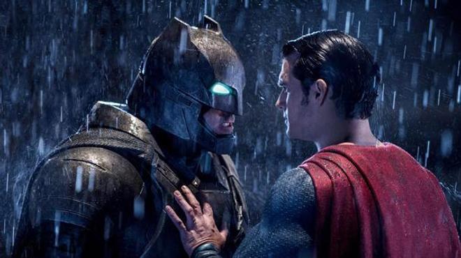 Paris 14h : Batman V Superman, deuxième meilleur démarrage de l'année
