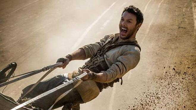 Ben-Hur : le remake dévoile ses premières images !