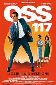 OSS 117 : Le Caire, nid d'espions