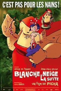 Blanche Neige, la suite