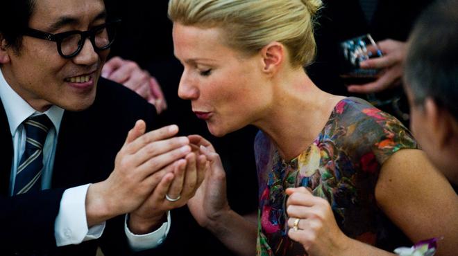 Gwyneth Paltrow : elle accouche de Moise…