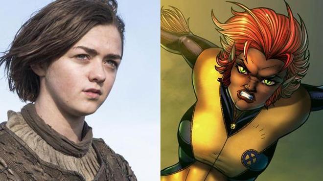 X-Men : Maisie Williams au casting des Nouveaux Mutants ?
