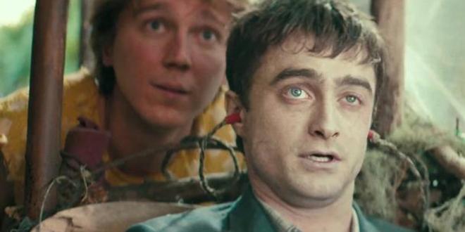 Swiss Army Man : le trailer WTF avec Daniel Radcliffe en cadavre pétomane