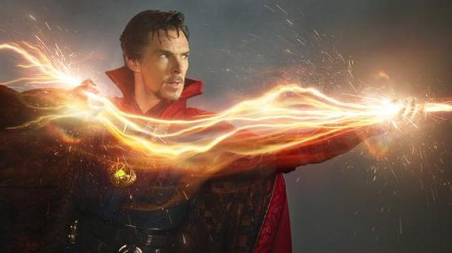 Doctor Strange : la bande-annonce explosive !