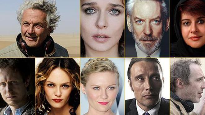 Cannes 2016 : découvrez les membres du jury