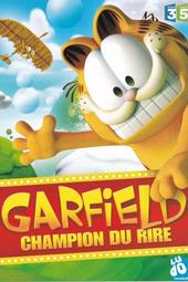 Garfield, champion du rire