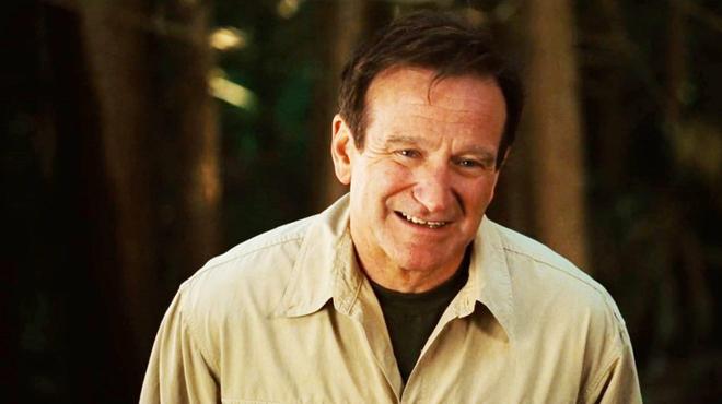 Robin Williams en camping pour Barry Sonnenfeld… 4 spots TV et 8 extraits sont en ligne
