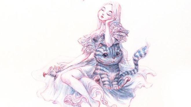 Expos : Alice s'invite à Paris !
